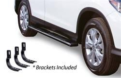 "Go Rhino - Go Rhino 685413367B 5"" OE Xtreme Composite Sidesteps + Brackets Ford Escape 2013-2015"