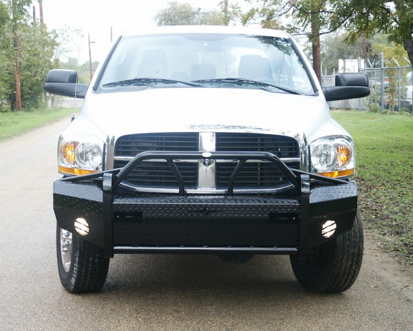Frontier 600 40 6005 Xtreme Front Bumper Dodge Ram 2500