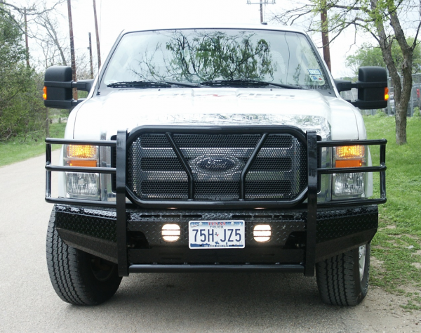 Frontier Gear - Frontier 300-10-8005 Front Bumper Ford F250/F350 2008-2010