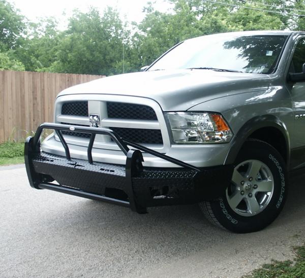 Frontier Gear - Frontier 600-40-9004 Xtreme Front Bumper Dodge RAM 1500 2009-2012