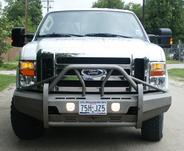 Frontier Gear - Frontier 600-10-8005 Xtreme Front Bumper Ford F250/F350 2008-2010
