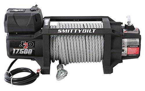 Smittybilt - Smittybilt 97517 X2O 17.5K GEN2 Winch
