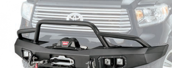Warn - Warn 100473 Pre-Runner Baja Bar for Ascent Front Bumper