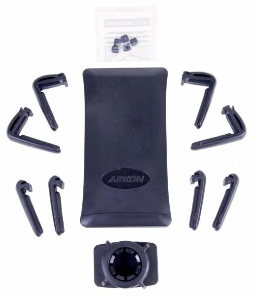 Daystar - Daystar KU71140BK Large I Phone I Phone Plus Mini Pad Cradle Only Fits Upper Dash Panel