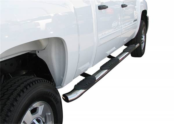 Steelcraft - Steelcraft 402225 5 in. Widestep Oval Wheel To Wheel Side Bar