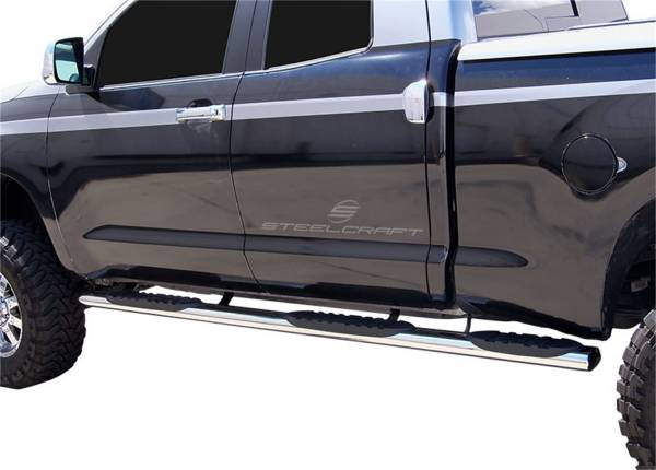 Steelcraft - Steelcraft 433105 5 in. Widestep Oval Wheel To Wheel Side Bar