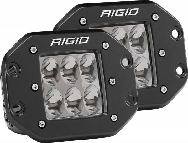 Rigid Industries - Rigid Industries 512313 D-Series Pro Driving Light