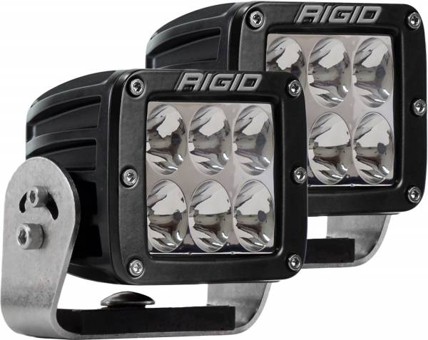 Rigid Industries - Rigid Industries 522313 D-Series Pro HD Driving Light