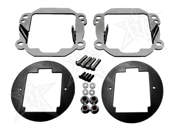 Rigid Industries - Rigid Industries 40138 Fog Light Replacement Kit