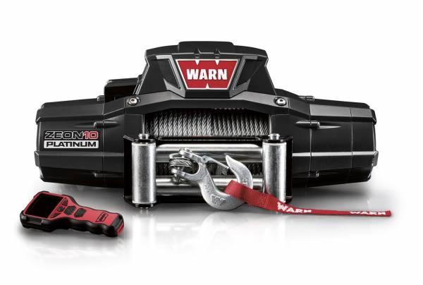Warn - Warn 92810 ZEON Platinum 10 Winch