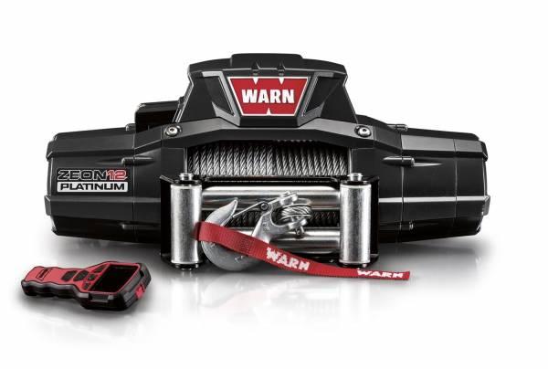 Warn - Warn 92820 ZEON Platinum 12 Winch