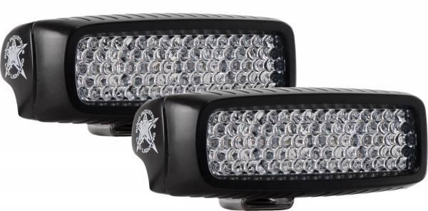 Rigid Industries - Rigid Industries 980023 SR-Q Series Pro Diffused Back Up Light