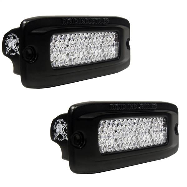 Rigid Industries - Rigid Industries 980033 SR-Q Series Pro Diffused Back Up Light