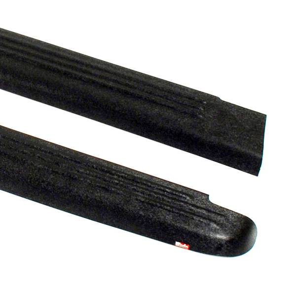 Westin - Westin 72-00147 Ribbed Bed Caps - w/o Stake Holes GMC Sierra 1500 2007-2013 and 2500/3500 2007-2014 (Excl Dually)(8' Bed)