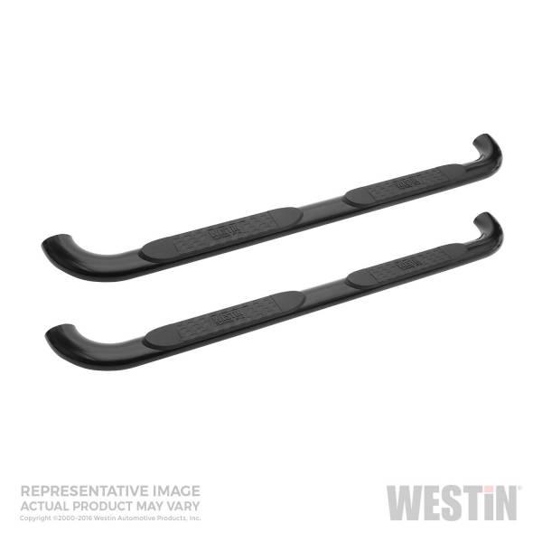 Westin - Westin 21-2355 Platinum 4 Oval Nerf Step Bars Ford F-150 SuperCab 2004-2008