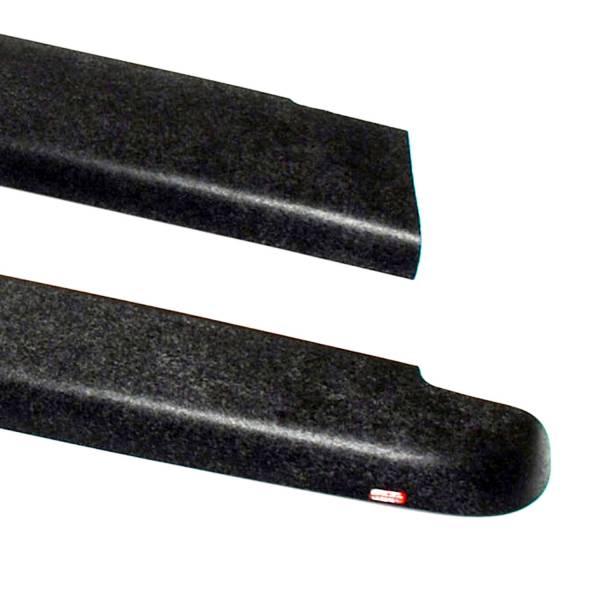 Westin - Westin 72-40171 Smooth Bed Caps w/o Stake Holes Chevrolet/GMC/Isuzu Chevy Colorado and GMC Canyon Crew Cab 2004-2012