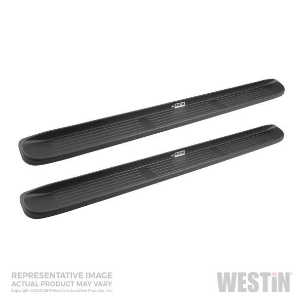 Westin - Westin 27-0000 Molded Running Boards