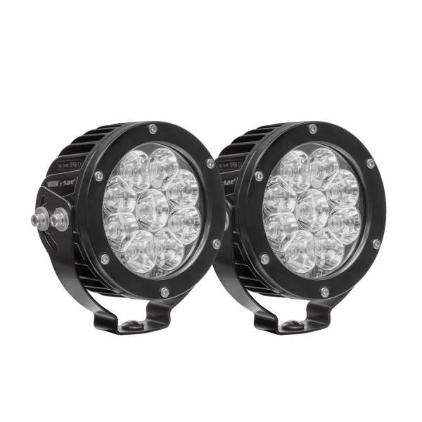 Westin - Westin 09-12007B-PR Axis LED Auxiliary Light