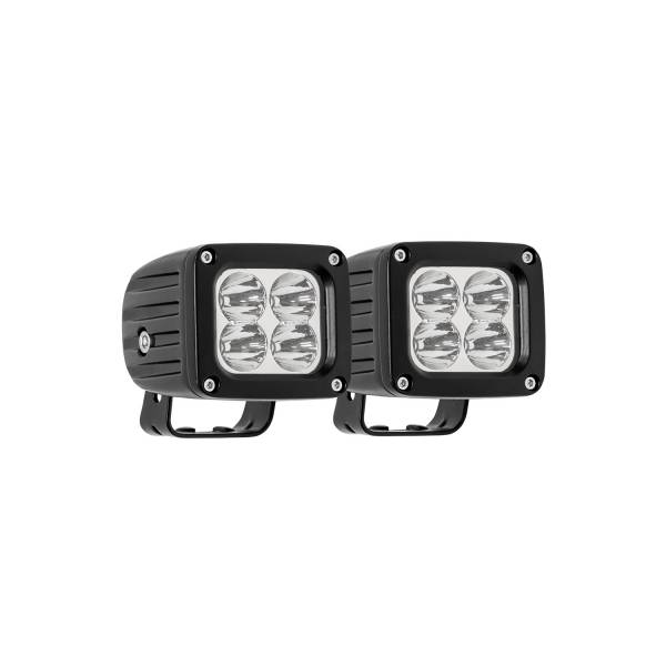 Westin - Westin 09-12252A-PR Quadrant LED Auxiliary Light