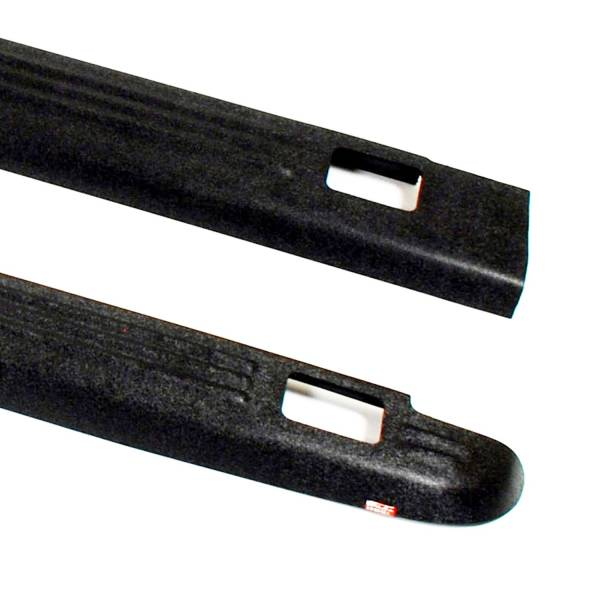 Westin - Westin 72-01601 Ribbed Bed Caps - w/ Stake Holes Ford F-150/250/350 Fullsize Long Bed 1980-1996 and F-350 1997-1998