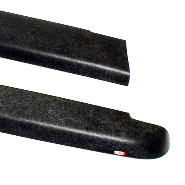 Westin - Westin 72-40147 Smooth Bed Caps w/o Stake Holes GMC Sierra 1500 2007-2013 and 2500/3500 2007-2014 (Excl Dually)(8' Bed)
