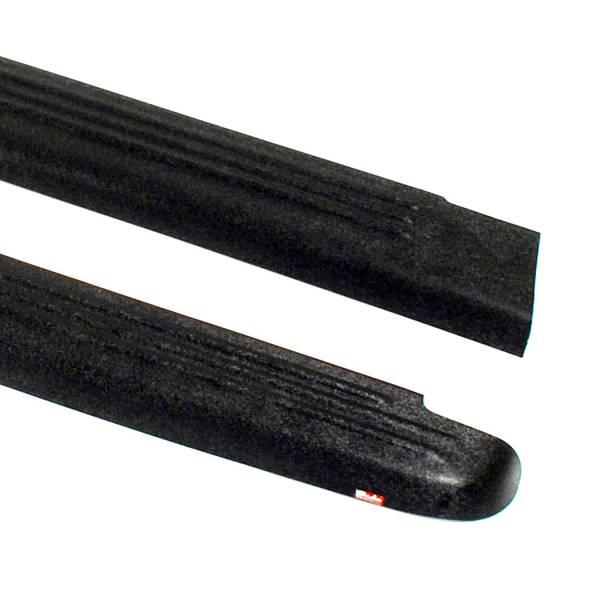 Westin - Westin 72-00471 Ribbed Bed Caps - w/o Stake Holes Dodge Dakota Ext Cab 6.5 ft Bed 2005-2011