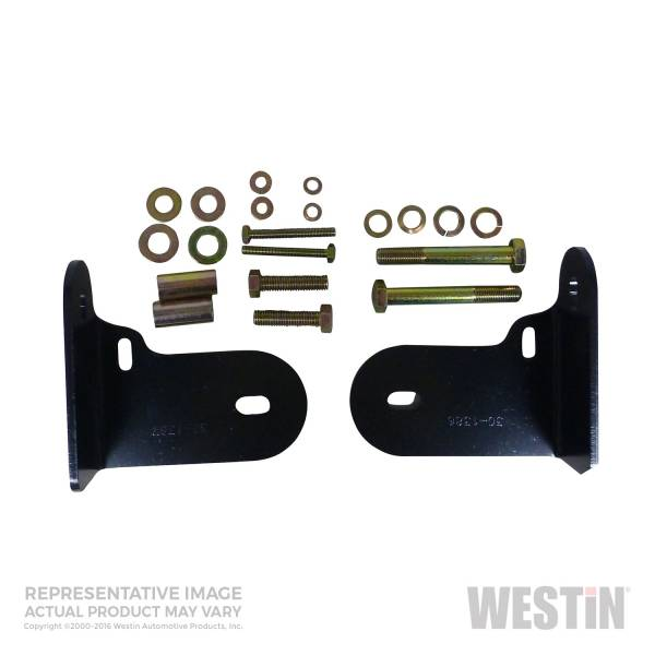 Westin - Westin 30-1375 Safari Bull Bar Mount Kit Saturn/Chevrolet/Pontiac Vue 2002-2007 and Equinox 2005-2009 and Torrent 2006-2009