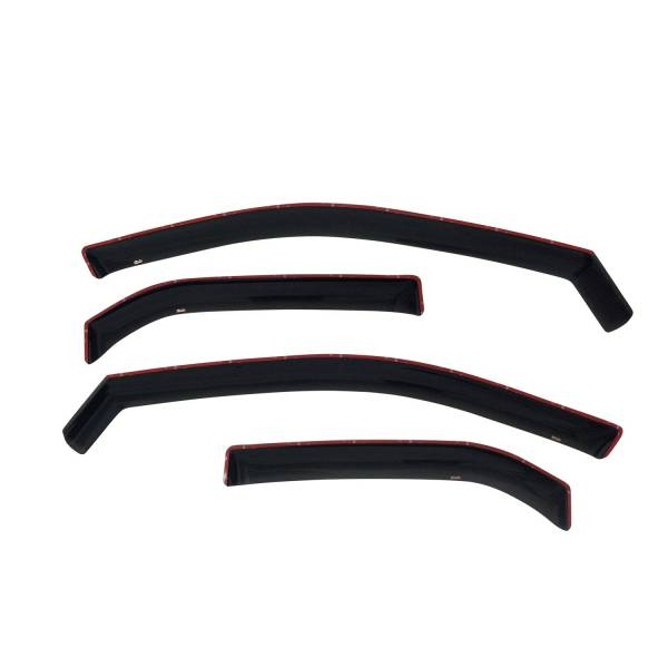 Westin - Westin 72-88423 In Channel Wind Deflector 4pc Toyota Camry 2012-2014
