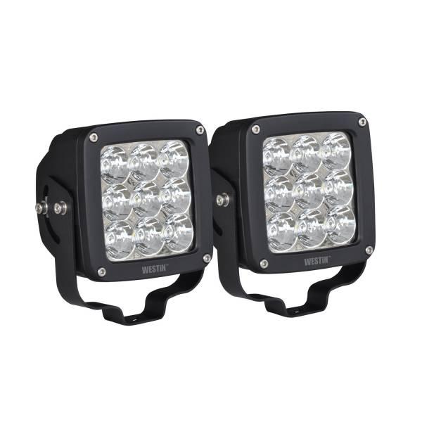 Westin - Westin 09-12219A-PR Axis LED Auxiliary Light