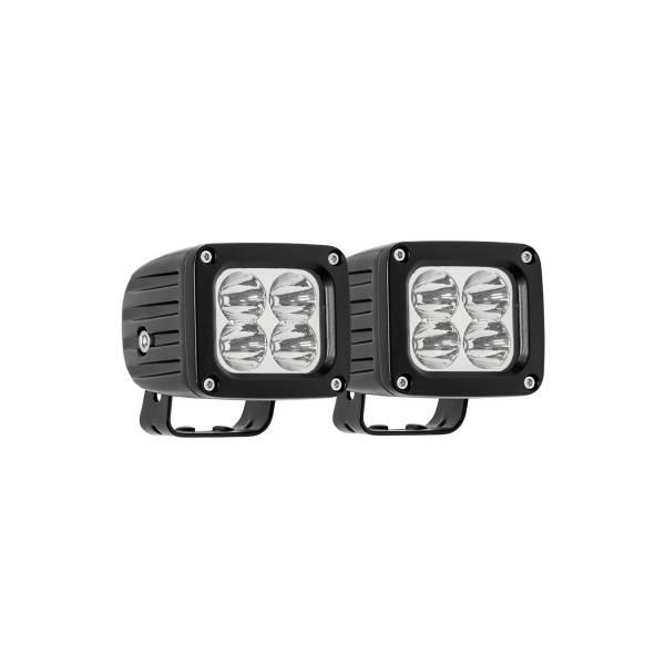 Westin - Westin 09-12252B-PR Quadrant LED Auxiliary Light