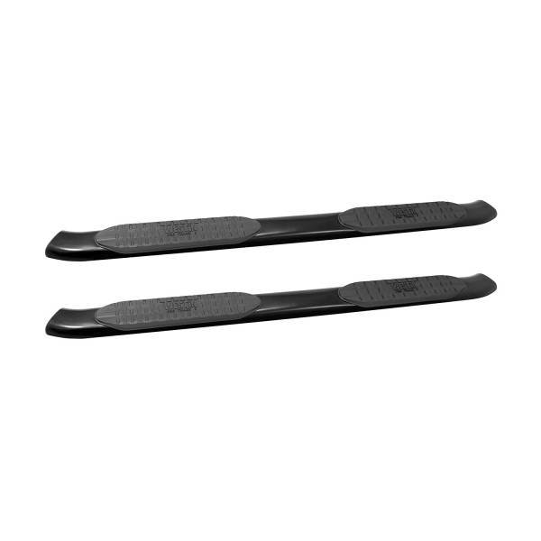 Westin - Westin 21-51955 PRO TRAXX 5 Oval Nerf Step Bars Chevrolet/GMC Chevy Silverado and GMC Sierra 1500 Crew Cab 2007-2013 and 25/3500HD 2007-2010 Incl Diesel and 25/3500HD 2011-2014 Excl Diesel