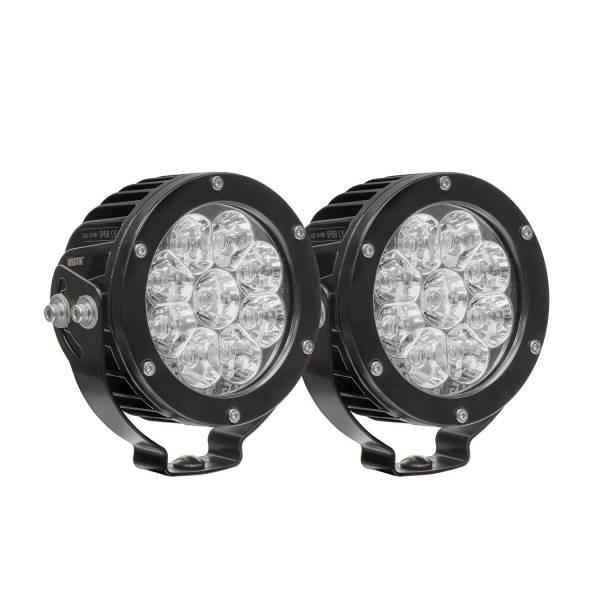 Westin - Westin 09-12007A-PR Axis LED Auxiliary Light
