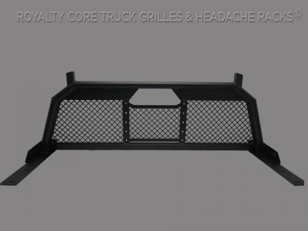 Royalty Core - Dodge Ram 2500/3500/4500 2010-2020 RC88 Billet Headache Rack with Diamond Mesh