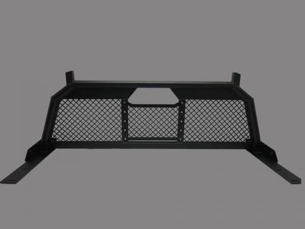 Royalty Core - Royalty Core 14241 Dodge 1500 2009-2018 RC88 Ultra Billet Headache Rack with Diamond Mesh