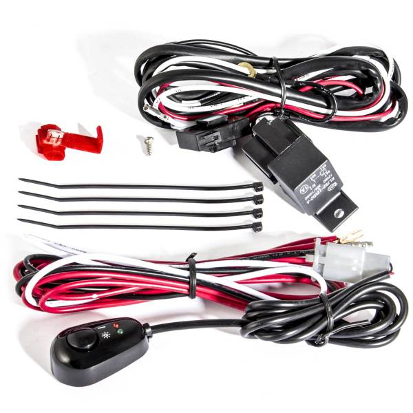 Anzo USA - Anzo USA 851062 12V Auxiliary Wiring Kit