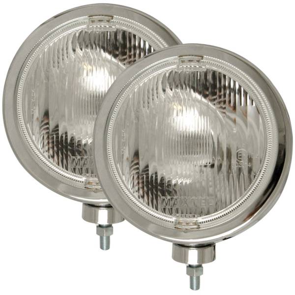 Anzo USA - Anzo USA 821004 Slimline Off Road Halogen Light