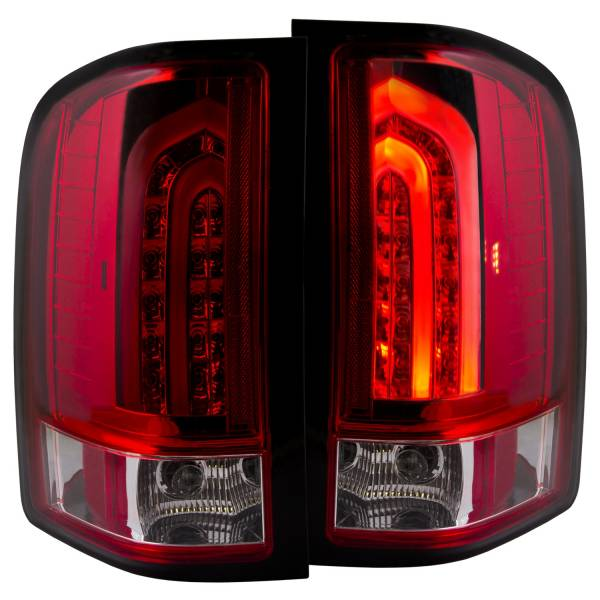 Anzo USA - Anzo USA 311225 Tail Light Assembly