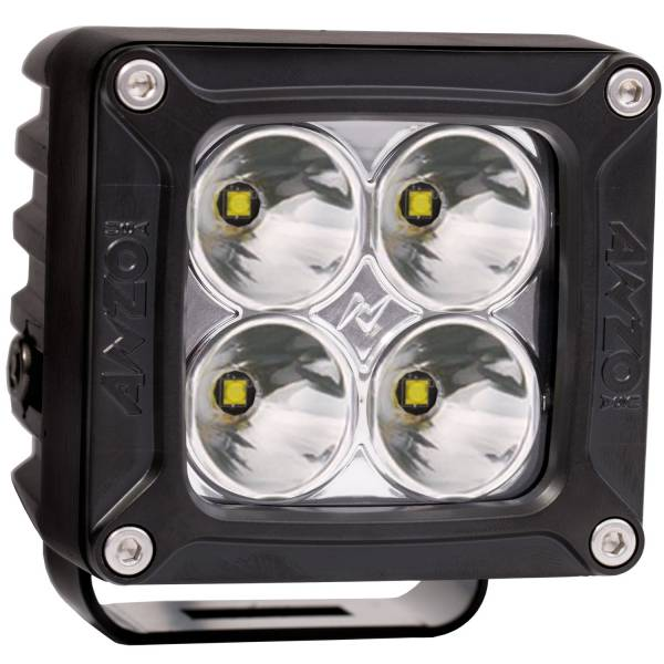 Anzo USA - Anzo USA 881045 Rugged Vision Off Road LED Spot Light