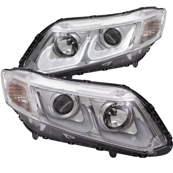 Anzo USA - Anzo USA 121478 Projector Headlight Set