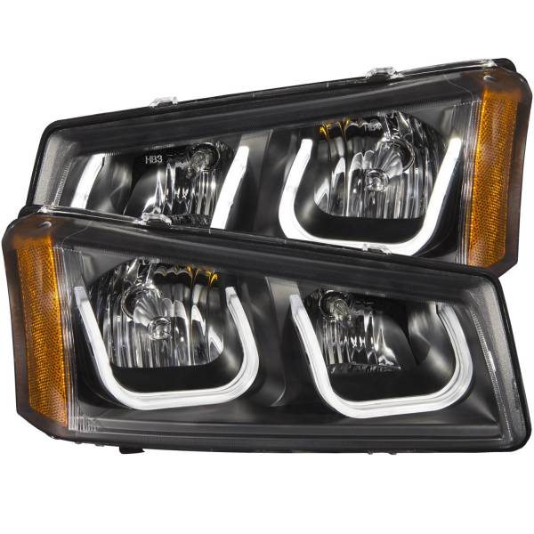 Anzo USA - Anzo USA 111312 Projector Headlight Set