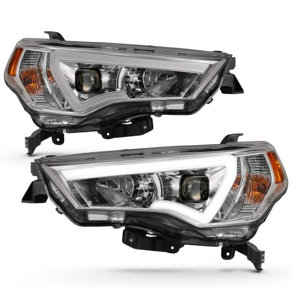 Anzo USA - Anzo USA 111417 Projector Headlight Set