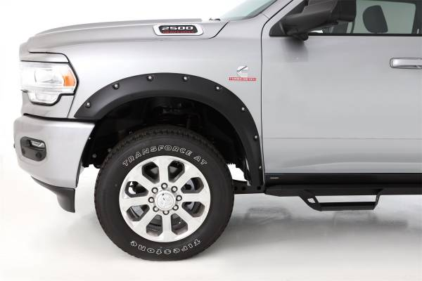 Bushwacker - Bushwacker 50065-02 Pocket Style Fender Flares