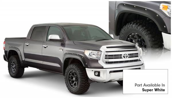Bushwacker - Bushwacker 30918-13 Pocket Style Painted Fender Flares