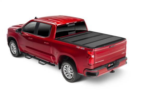 BAK Industries - BAK Industries 448133 BAKFlip MX4 Hard Folding Truck Bed Cover