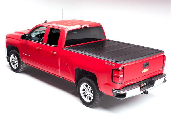 BAK Industries - BAK Industries 772133 BAKFlip F1 Hard Folding Truck Bed Cover
