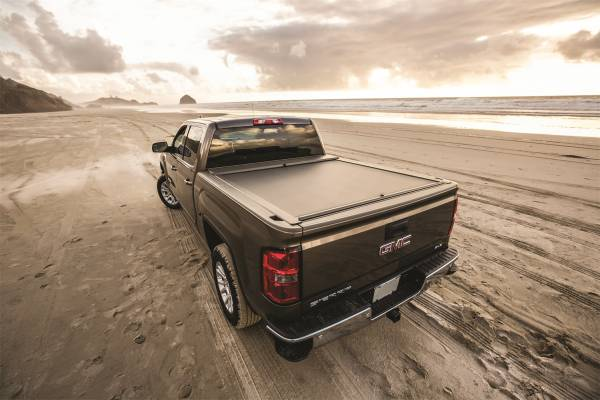 Roll-N-Lock - Roll-N-Lock BT122A Roll-N-Lock A-Series Truck Bed Cover