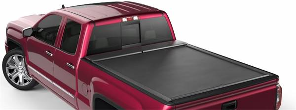 Roll-N-Lock - Roll-N-Lock LG122M Roll-N-Lock M-Series Truck Bed Cover