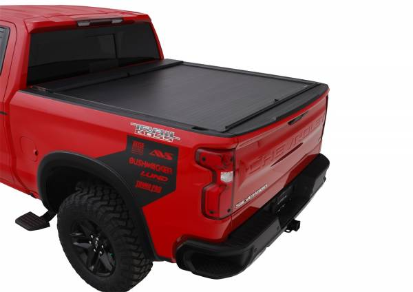 Roll-N-Lock - Roll-N-Lock BT123A Roll-N-Lock A-Series Truck Bed Cover