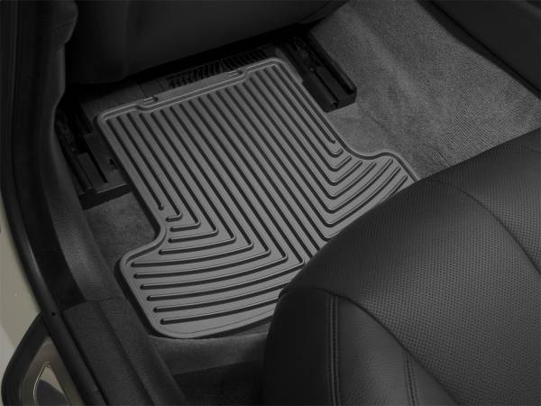 WeatherTech - WeatherTech MB W218 B All Weather Floor Mats