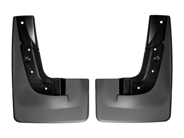 WeatherTech - WeatherTech 110043 MudFlap No-Drill DigitalFit